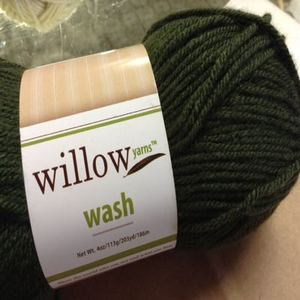 Willow Wash/Evergreen